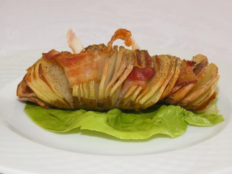 Ziemniak nacinany